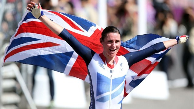 Sarah Storey wins more Gold in the Paralympics