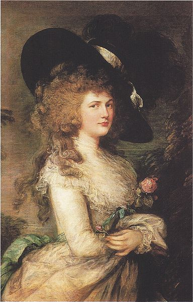 Lady Georgiana Cavendish