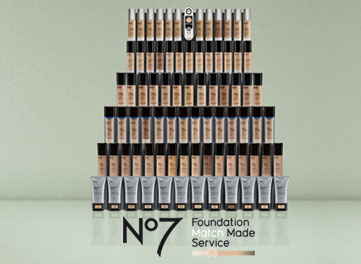 Review Boots New No 7 Foundation Match Made Service