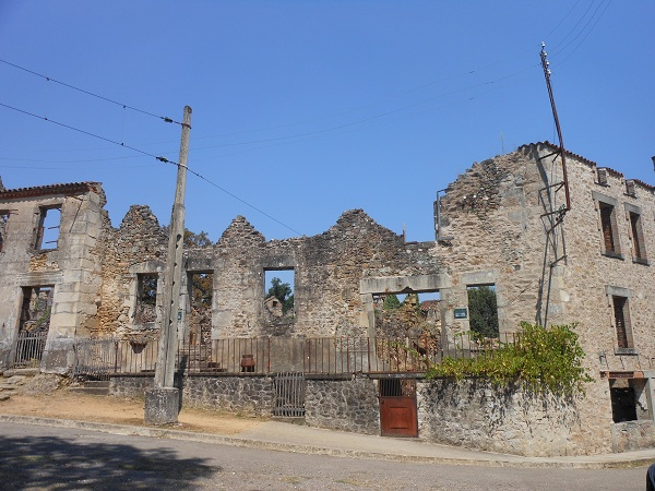 Oradour-sur-Glane: The Silent Village