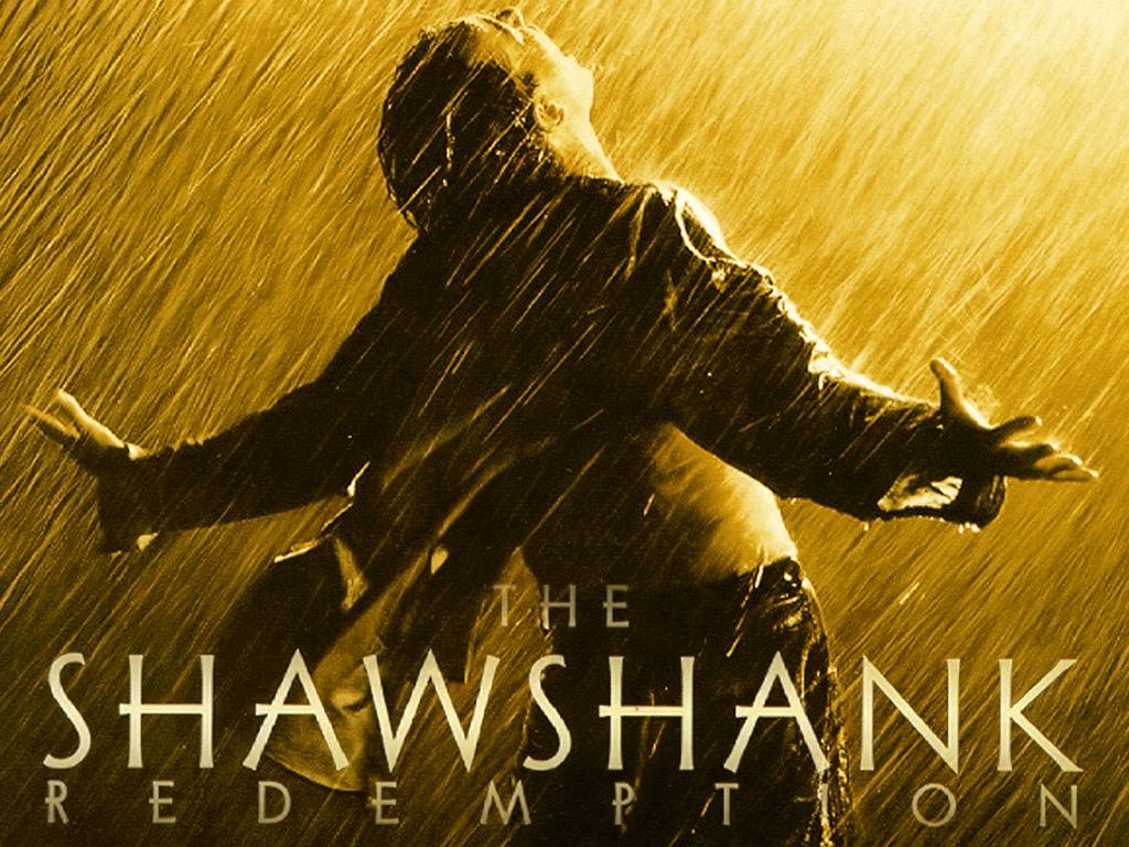 #1 The Shawshank Redemption