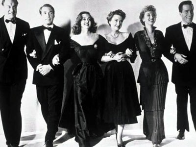 All about eve cast