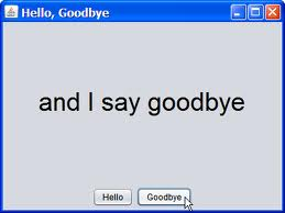 Saying Goodbye Is Hard To Do…