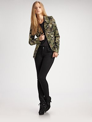 Army fashion