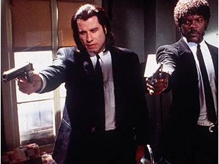 #4 Pulp Fiction