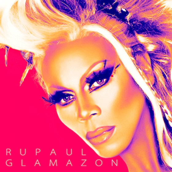 Glamazon Album Cover