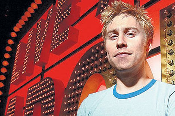 Russell Howard live comedy