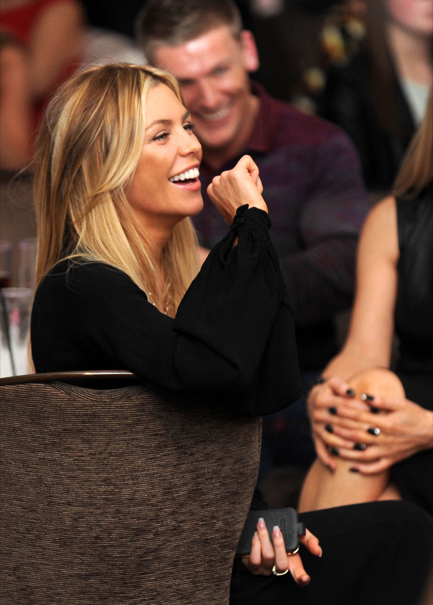 Abbey Clancy Fashion and Beauty Interview