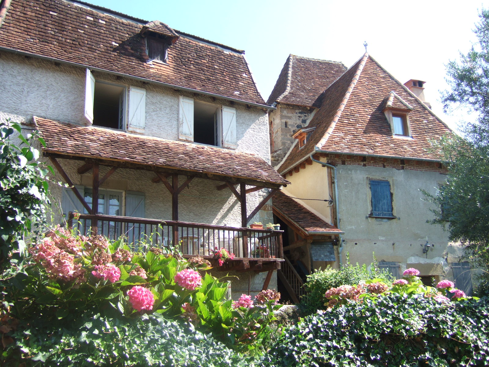 A house in the Dordogne
