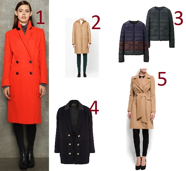 Womens Winter Coats Medium