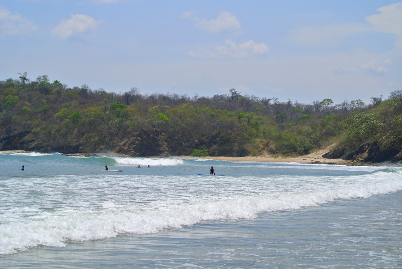 Surfing Central America – a place for beginners?