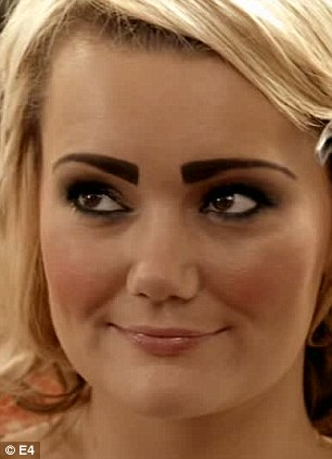 scouse brow