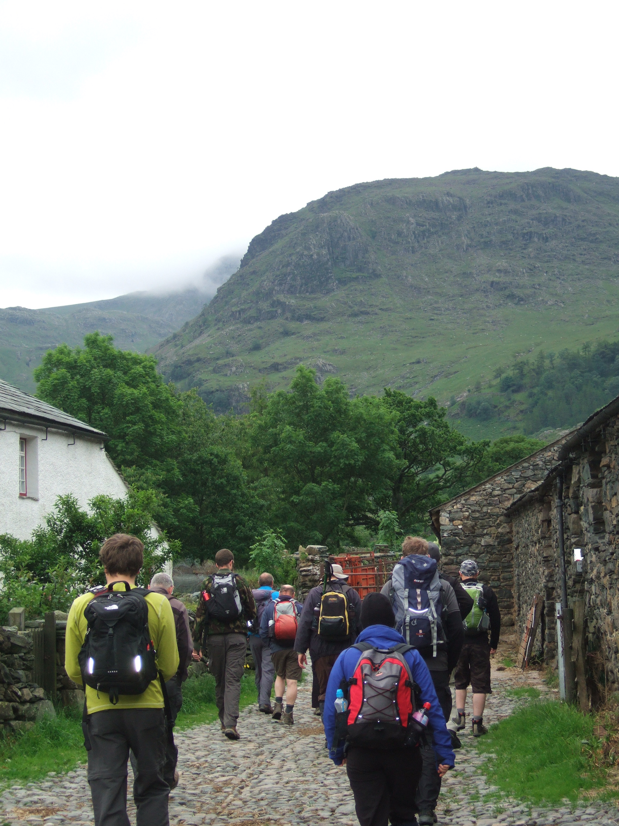 Base of Scafell