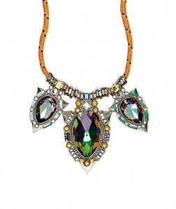 Statement necklaces: the wish list