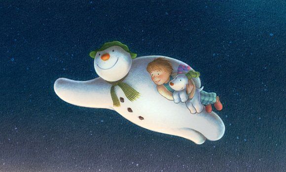 The Snowman and Snowdog