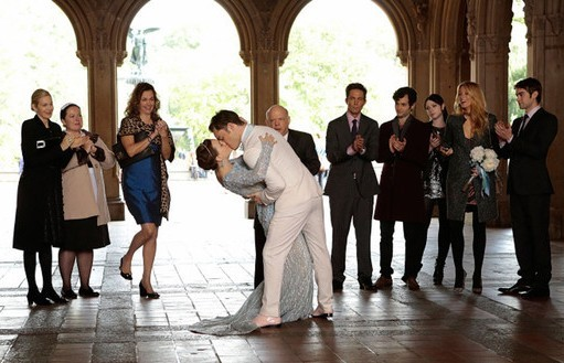 NEW YORK I LOVE YOU XOXO – The End of Gossip Girl and the end of an era.