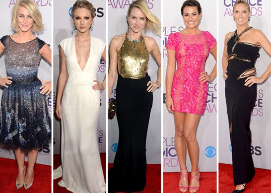 The 39th People's Choice Awards: Best Dressed