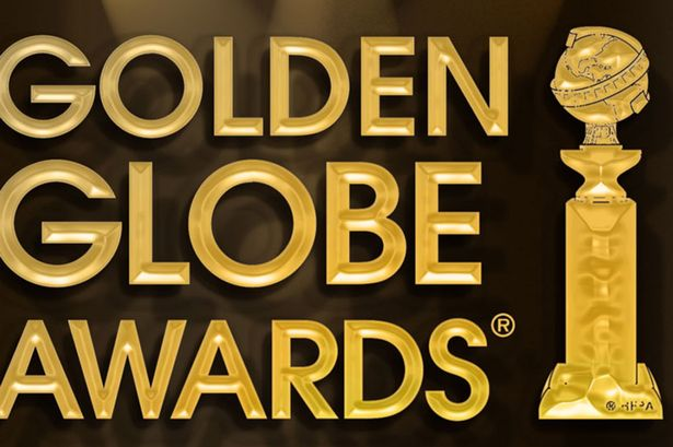 Golden Globes Awards logo