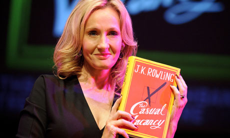 The Casual Vacacny, J.K.Rowling