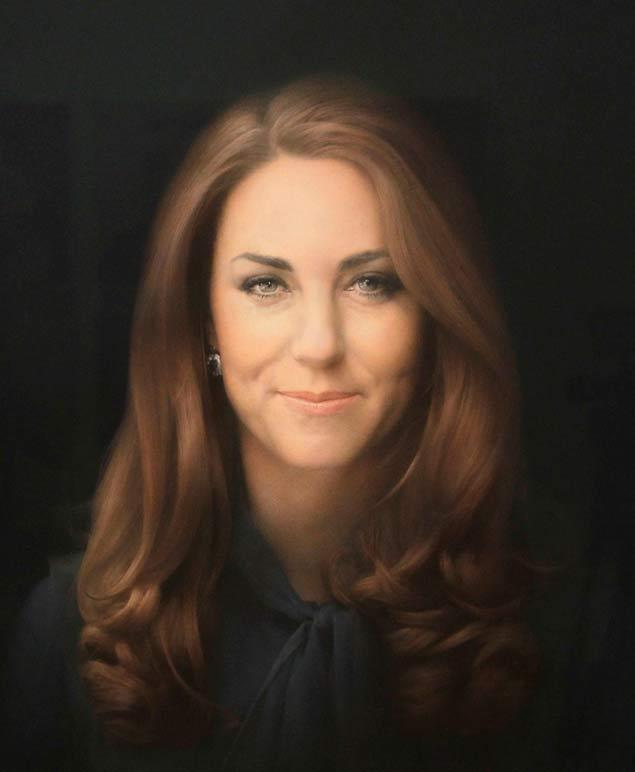 Kate Middleton's first official portrait: Yay or nay?