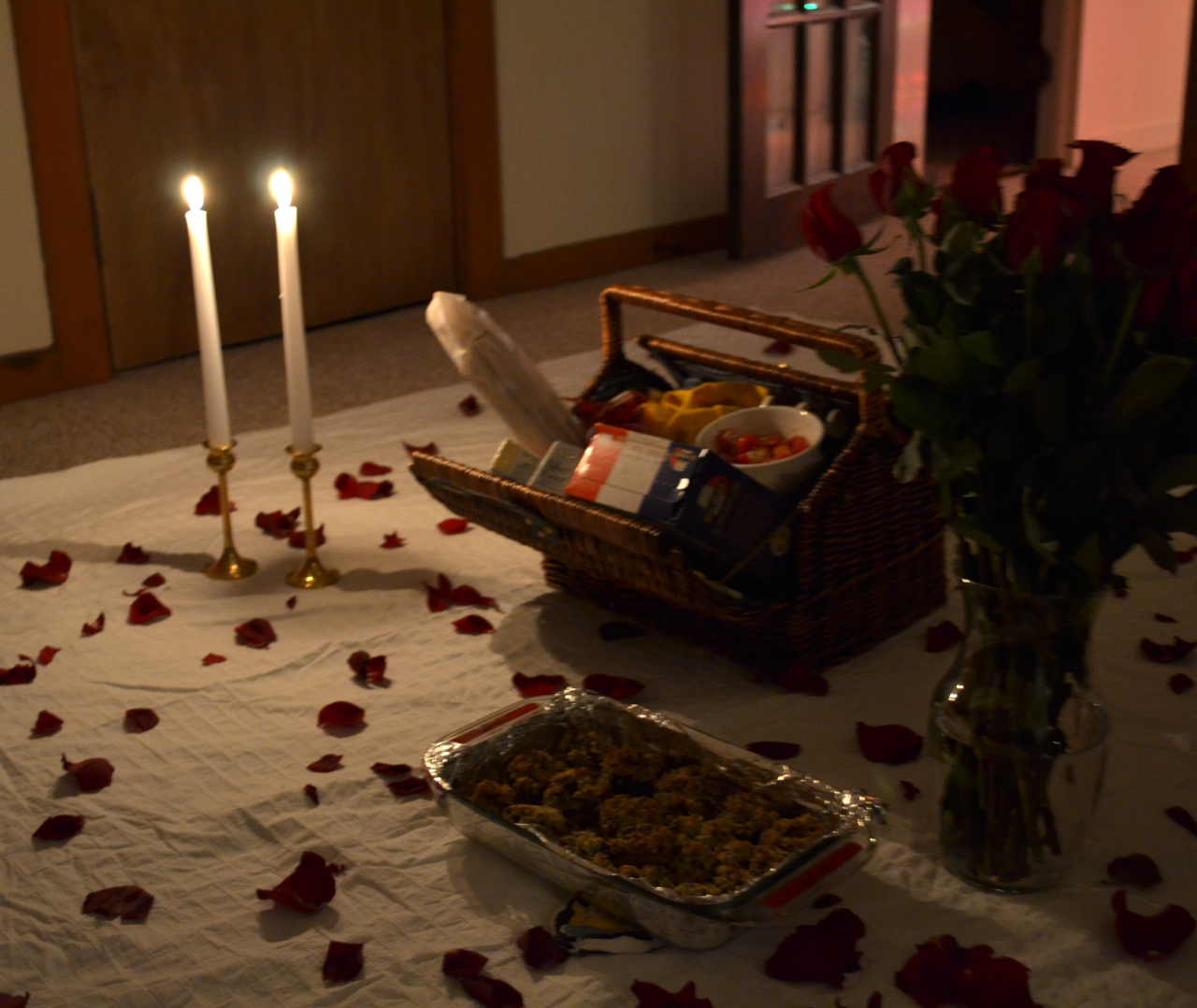 Budget friendly dates for Romantic ideas for him in the bedroom