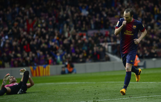 Andres Iniesta – football's forgotten genius