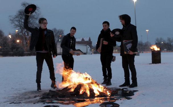 The return of Fall Out Boy