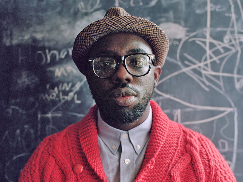 Mercury nominated artist Ghostpoet, releases his second album in May 2013.