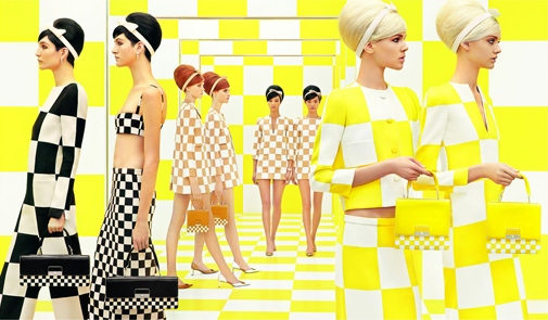 Louis Vuitton SS13 campaign