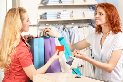 Making friends with customers ensures they leave happy