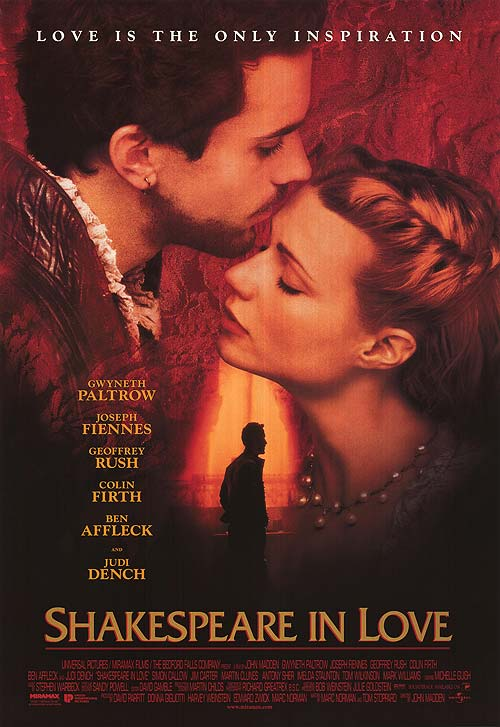 Old School Archive: Shakespeare in Love Review