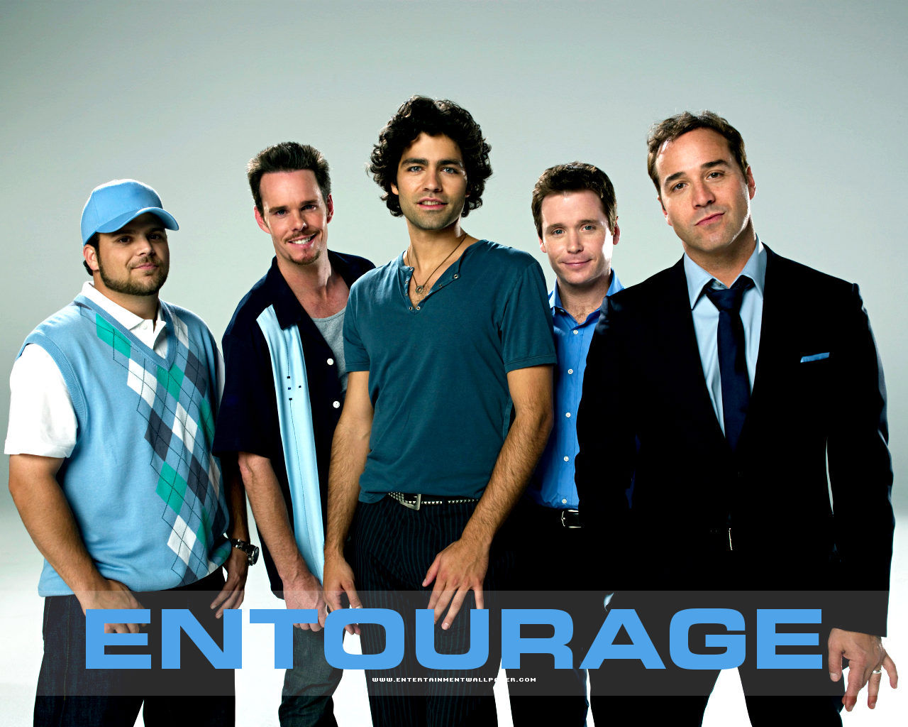 Entourage: The hit show has one final instalment. Entourage The Movie.