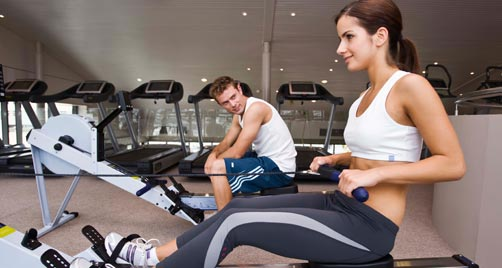 10 Really Annoying People at the Gym