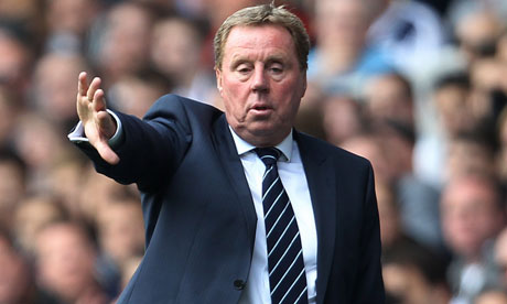 Redknapp: has form in relegation battles