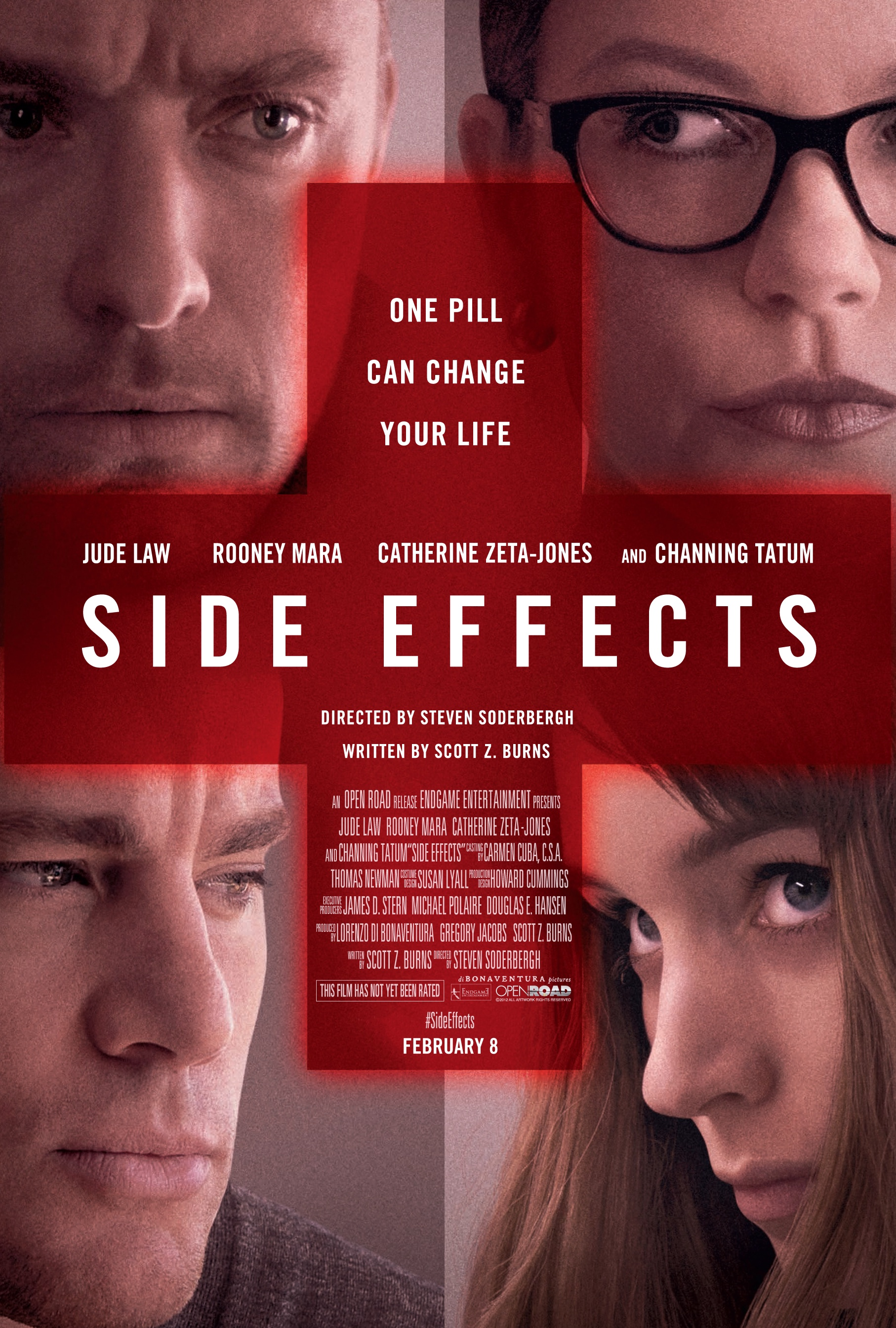 Side Effects Steven Soderbergh