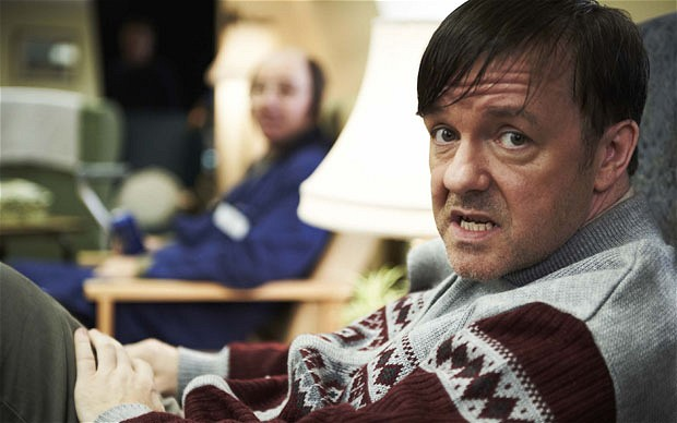 Derek – A different side of Ricky Gervais