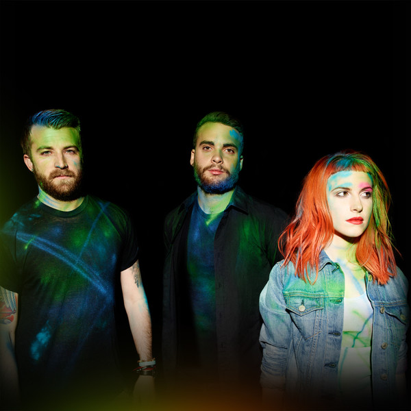 Paramore Self-Titled Album