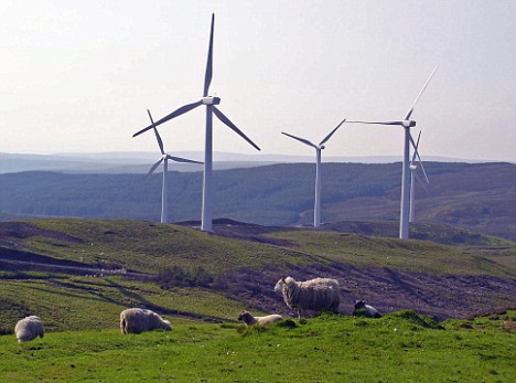 Wind Farm UK
