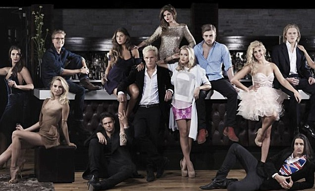 The cast of MIC