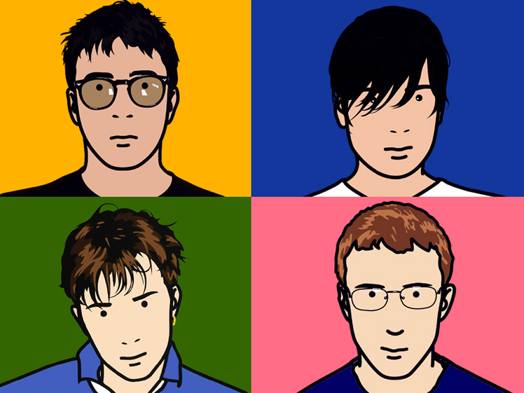 Blur, the Brit Pop Veterans all set for a new album?