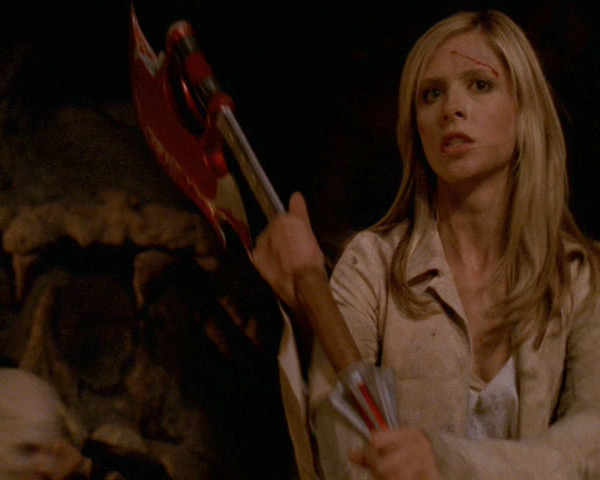 Buffy - female role model