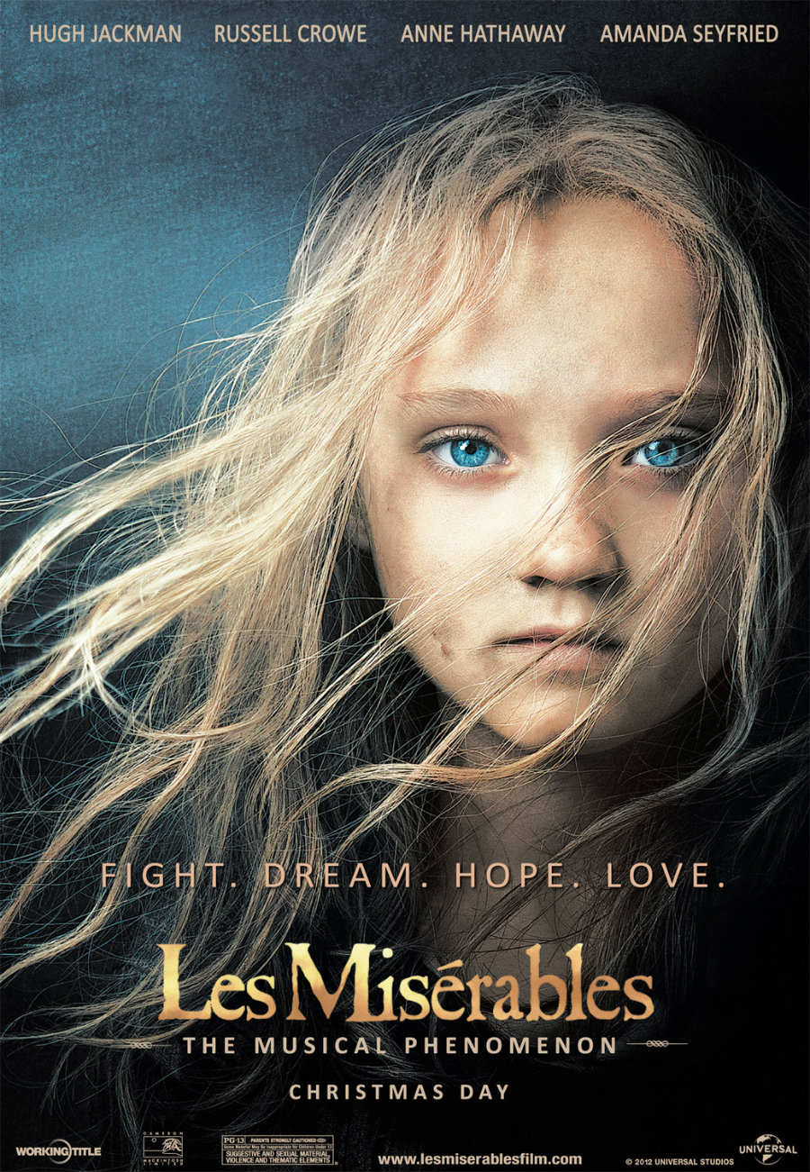 Film (DVD) Review: Les Misérables