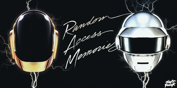 Daft Punk – 'Random Access Memories' review