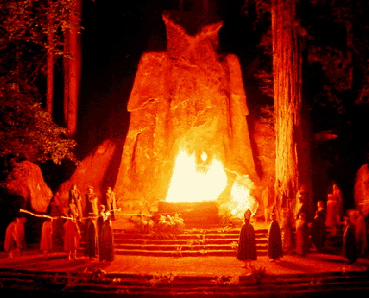 """Come Not Here"": The Bohemian Grove"