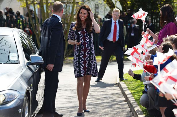 kate middleton pregnancy fashion