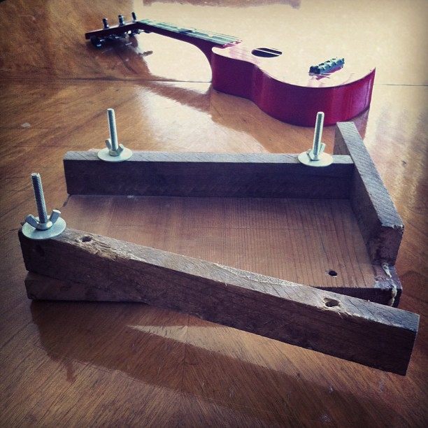 The Original Tiny TOE Press Jig