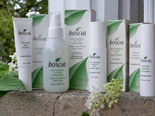 all boscia products