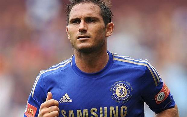 The case for Frank Lampard