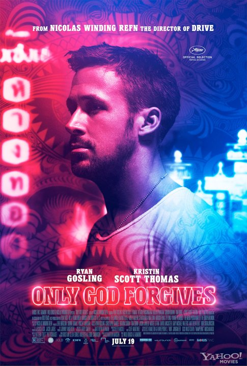 Ryan Gosling plays Julian in Nicolas Winding Refn's latest film 'Only God Forgives.'