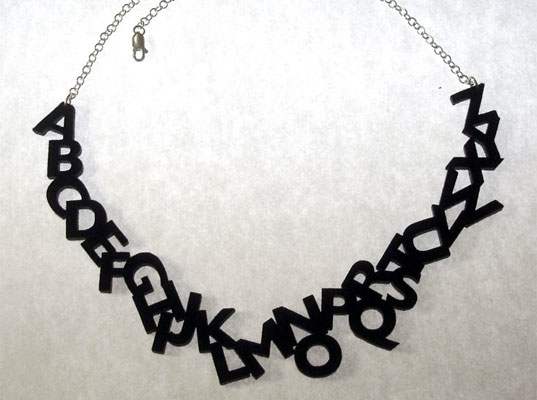 alphabetnecklace